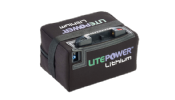 NEW 2019 LitePower Extended Range Lithium Battery & Charger